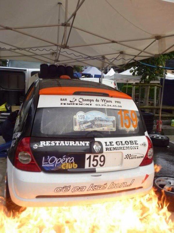 Résultats du rallye du Mont-Blanc
