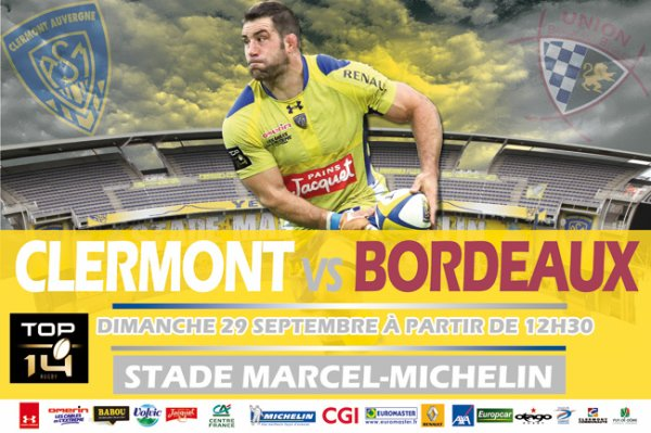 ASM - Bordeaux 29 septembre