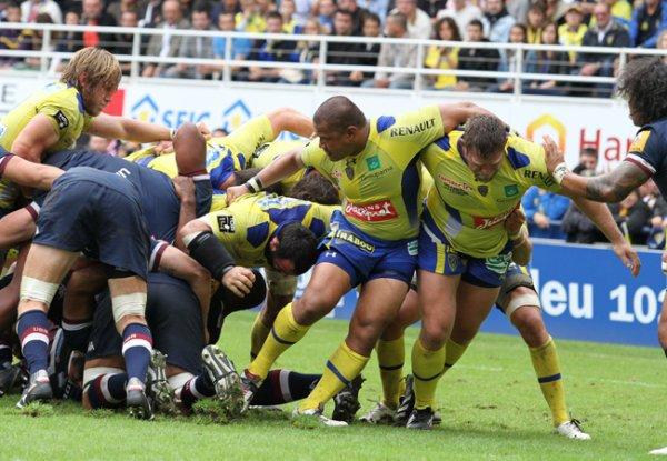 Clermont n'a laissé que des miettes à Bordeaux 40 à 11