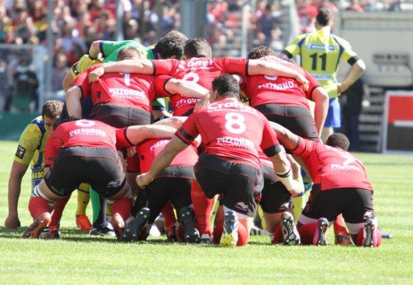 Toulon - Clermont 05 octobre à Nice