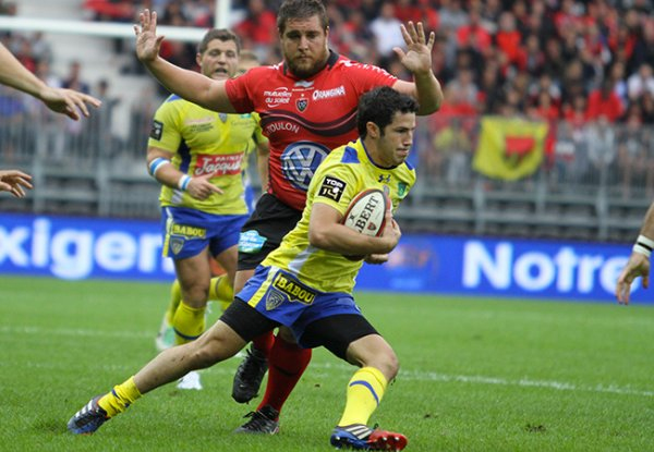 Toulon 25 – Clermont 19 Un point plus que mérité !