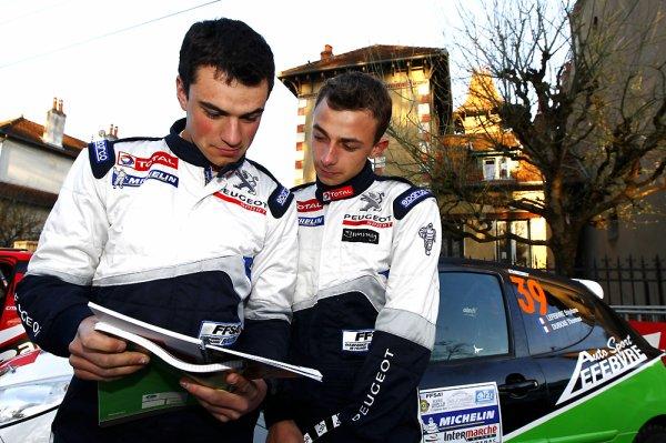 liste des engagés du rallye de France du 3 au 6 octobre