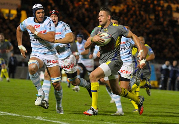 Racing Métro 13 -  Clermont 9