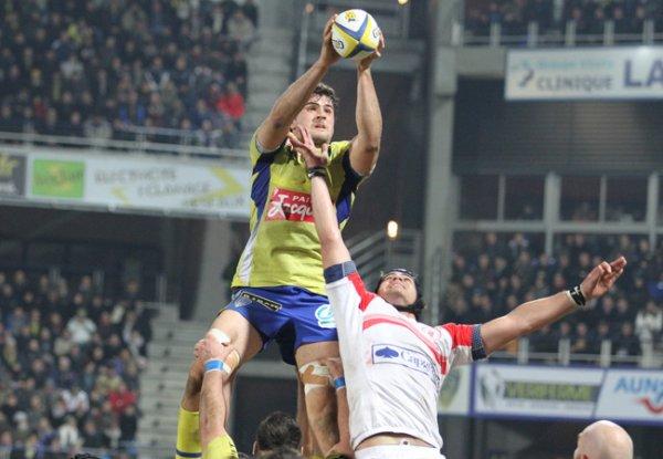 Clermont 35 – Biarritz 6 Les Jaunards à l'usure !!!