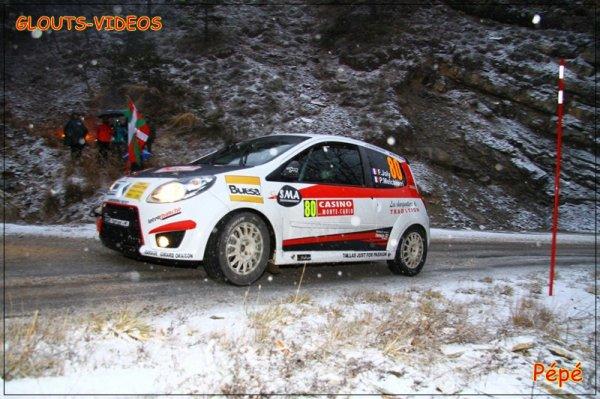 Résultats rallye Monte-Carlo 2014