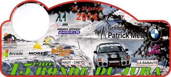 Liste des engagés de la Ronde du Jura 25 janvier 2014