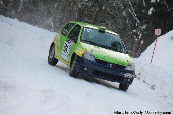 Résultats Ronde du Jura 2014