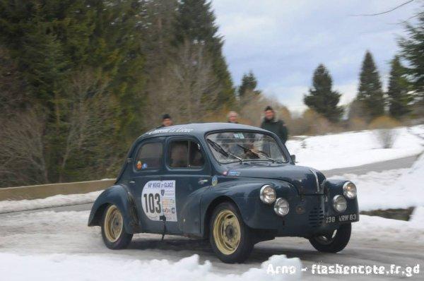 Rallye Neige et Glace 4 février 2014
