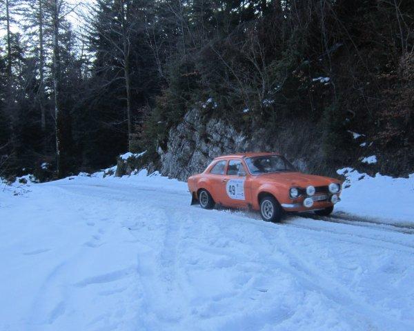 Série photos de Neige et Glace du 4 février 2014