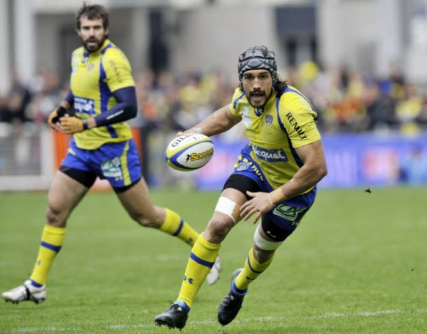 Bordeaux - Clermont 1er mars 2014