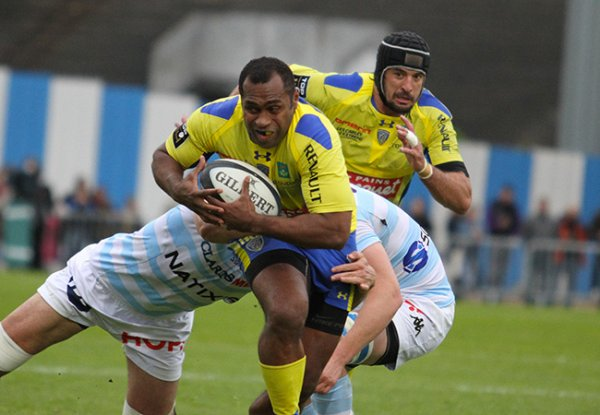 Racing 22 – Clermont 6