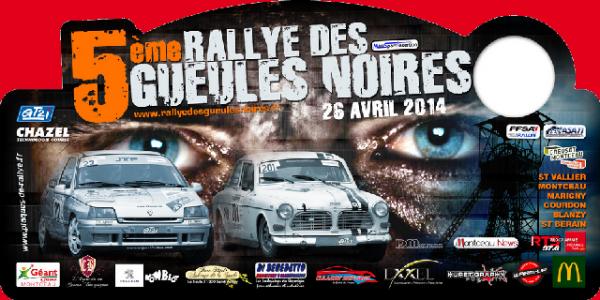 25 et 26 avril 2014 – Gueules Noires (Régional)