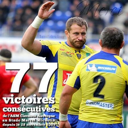 Clermont 25 – Perpignan 22