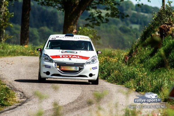 résultats du rallye du Limousin