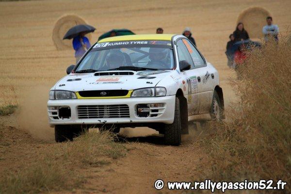 Les malchanceux du rallye Terre de Langres