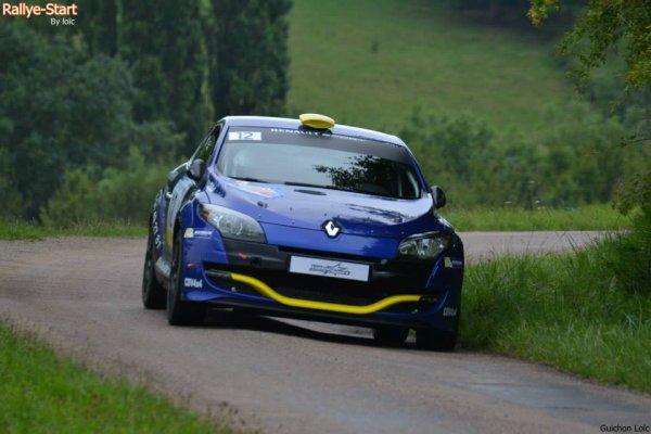 Les malchanceux du rallye de Bourgogne