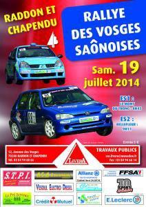 18 et 19 Juillet 2014 – Vosges Saônoises (Régional)