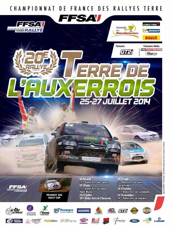 Terre de l'Auxerrois 'Championnat de France' 26 et 27 juillet