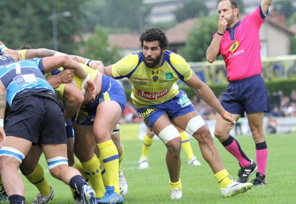 1er match amical : Montpellier 19 - Clermont 35