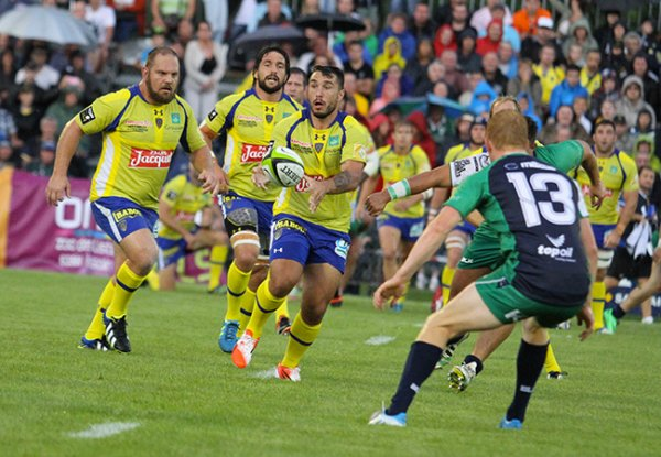 CLERMONT 42 – CONNACHT 7