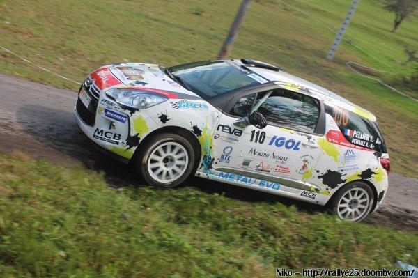 Les malchanceux du rallye du Mont-Blanc