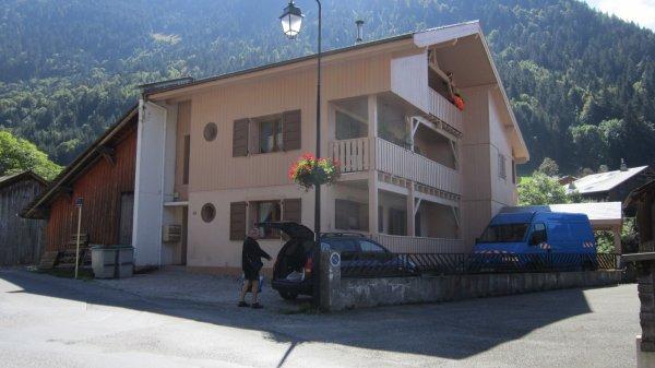 résumé de la semaine avant le rallye du Mont Blanc