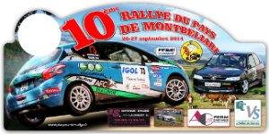 rallye du Pays de Montbéliard 26/27 septembre