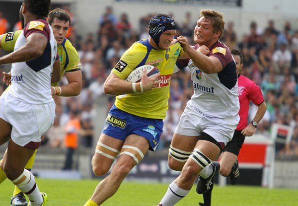 BORDEAUX 51 – CLERMONT 21