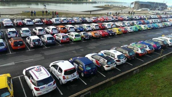 17 au 19 Octobre 2014 – Finale des Rallyes La Rochelle