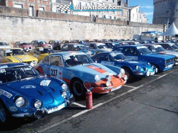 17 au 19 Octobre 2014 – Finale des rallyes VHC La Rochelle