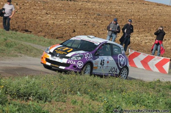 classement de la finale des rallyes 2014