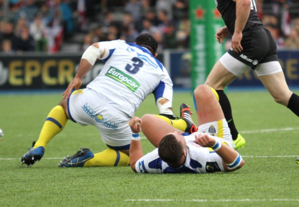 ASM - Sale Sharks 26 octobre 2014