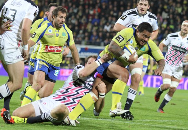 Clermont humilie Paris et reprend la tête du Top 14 (51-9)