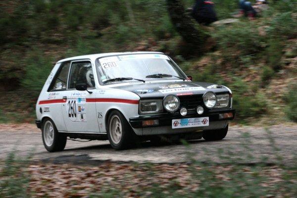 résultats 30ème Rallye Historique du Var