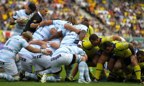 Clermont arrache le match nul sur la pelouse du Racing (13-13)