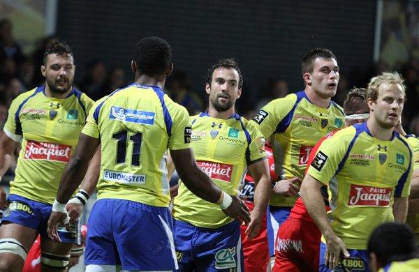 Clermont 22 – Toulon  19