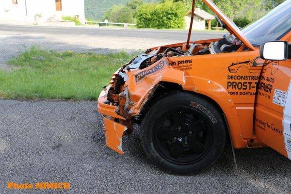 Rallye Ain-Jura : Liste des abandons : 48