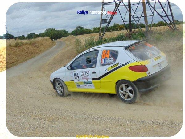 résultats du rallye Terre d'Auxerre