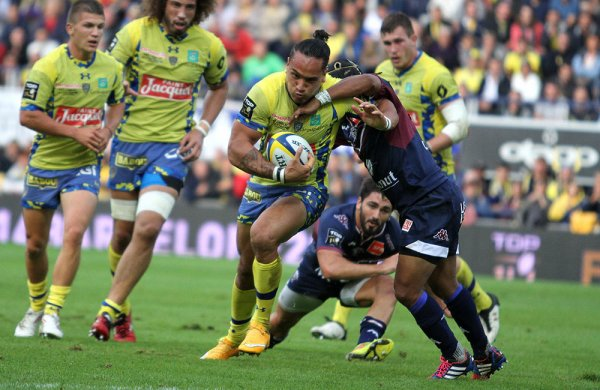 Clermont 26 – Bordeaux  26