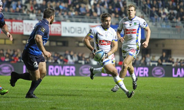 Montpellier  24 – Clermont 19