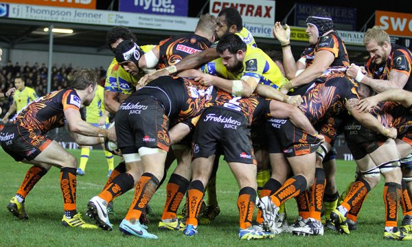 Exeter  31 – Clermont 14