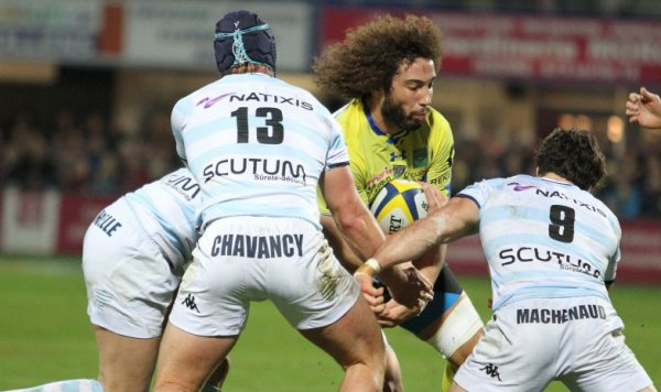 Exploit du Racing 92 qui s'impose à Clermont (16-20)