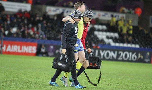 ASM - Bordeaux en Champions'cup le 24 janvier 2016