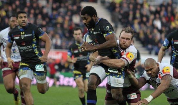 Clermont 28 – Bordeaux 37