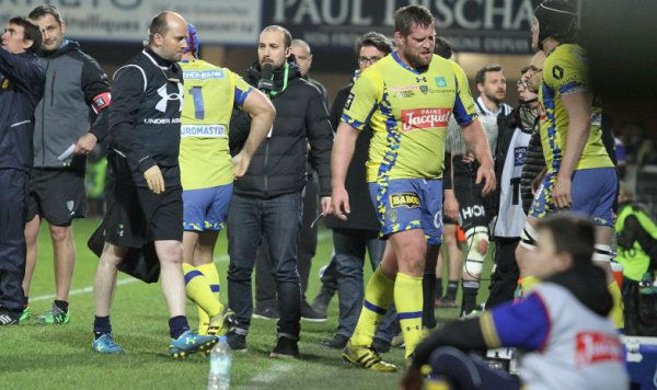CLERMONT - TOULOUSE 20 mars 2016