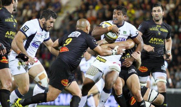 DEUX BONS POINTS DE PRIS ! La Rochelle / Clermont 30 - 30
