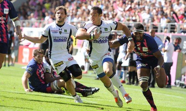 TOUJOURS INVAINCUS APRÈS 3 MATCHES DEHORS ! Stade Français / Clermont 30 à 30
