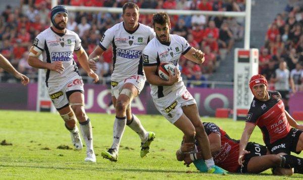 Toulon / Clermont 23 à 21