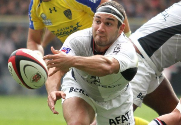Clermont - Toulouse 9 octobre 2016