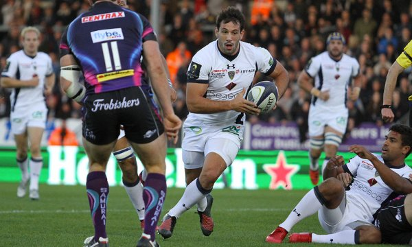 Clermont, quelle impression ! exeter 8 6 clermont 35